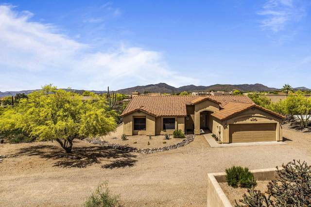 8910 E Lazywood Place, Carefree, AZ 85377 (MLS #6076372) :: Lux Home Group at  Keller Williams Realty Phoenix