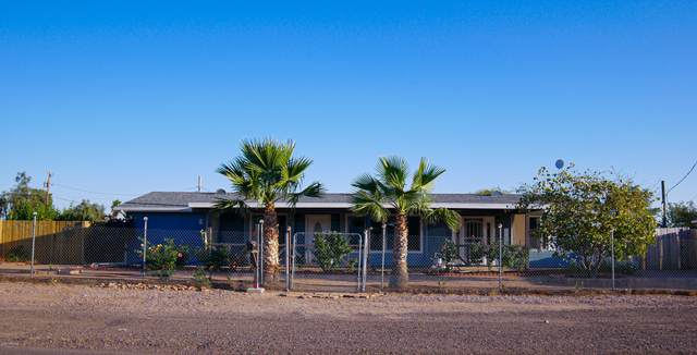 1415 W Roundup Street, Apache Junction, AZ 85120 (MLS #6076387) :: The Results Group