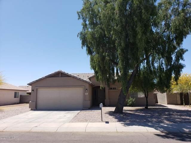 805 E Yanez Avenue, Buckeye, AZ 85326 (MLS #6076414) :: Brett Tanner Home Selling Team