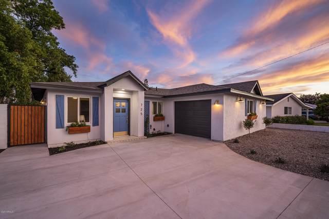 725 E Claremont Street, Phoenix, AZ 85014 (MLS #6076444) :: The W Group