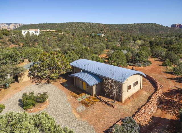 230 Table Top Road, Sedona, AZ 86336 (MLS #6076503) :: Brett Tanner Home Selling Team