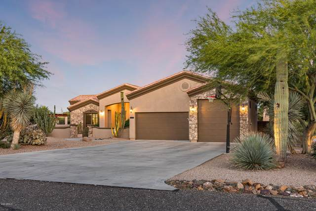 1531 E Breezy Drive, Phoenix, AZ 85086 (MLS #6076581) :: Revelation Real Estate