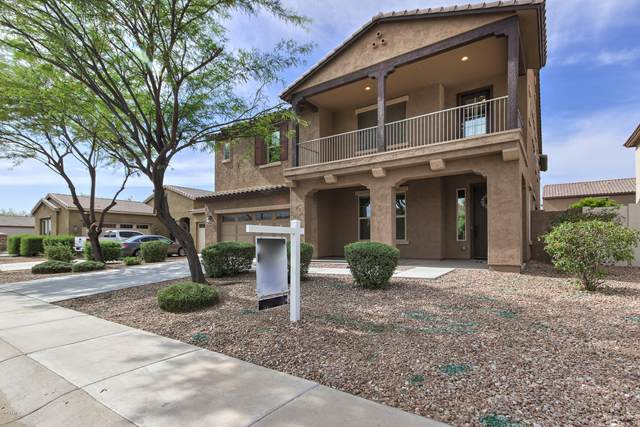 2862 E Citadel Court, Gilbert, AZ 85298 (MLS #6076592) :: Riddle Realty Group - Keller Williams Arizona Realty