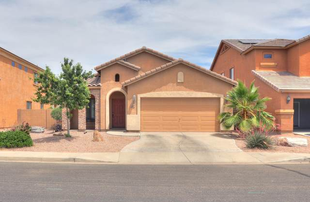 1234 E Paul Drive, Casa Grande, AZ 85122 (MLS #6076645) :: Revelation Real Estate