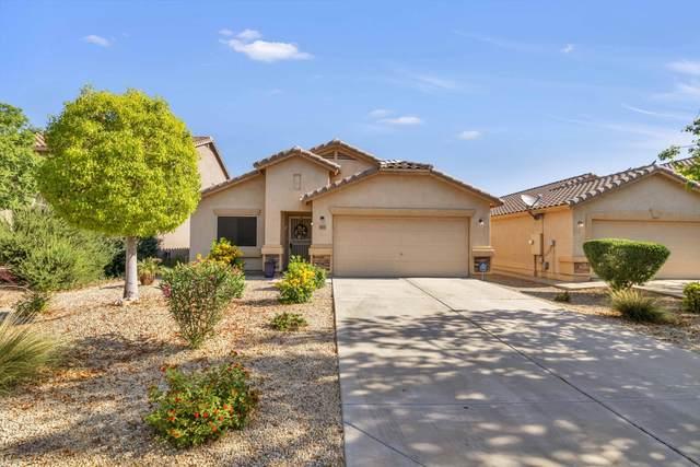 4600 E Sierrita Road, San Tan Valley, AZ 85143 (MLS #6076696) :: Riddle Realty Group - Keller Williams Arizona Realty
