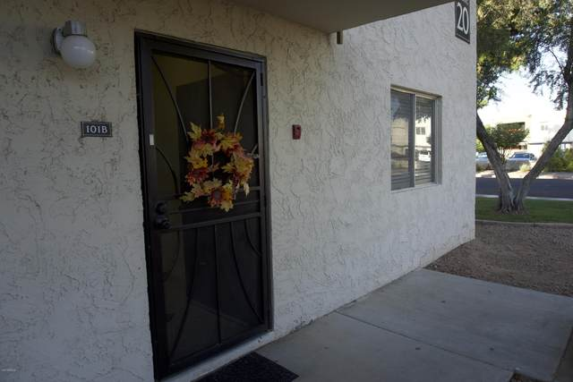 7625 E Camelback Road B101, Scottsdale, AZ 85251 (MLS #6076699) :: Revelation Real Estate