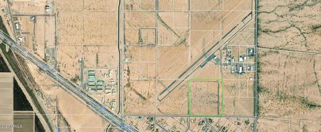 0 W Trading Post Road, Maricopa, AZ 85138 (MLS #6076787) :: Devor Real Estate Associates