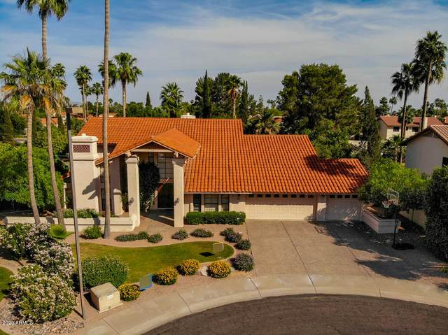 9905 E San Salvador Drive, Scottsdale, AZ 85258 (MLS #6076841) :: Revelation Real Estate