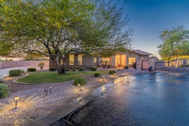 23640 N 66TH Lane, Glendale, AZ 85310 (MLS #6076889) :: Conway Real Estate