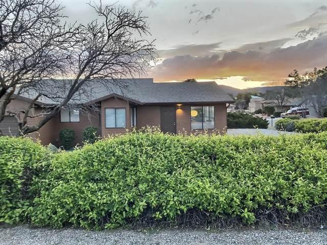 165 Rimrock Ride, Sedona, AZ 86351 (MLS #6076945) :: Riddle Realty Group - Keller Williams Arizona Realty