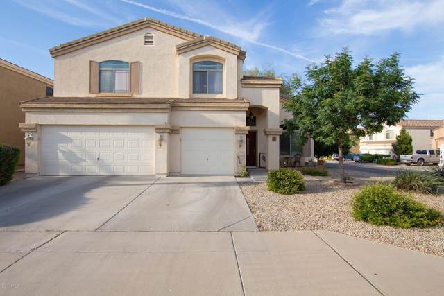 3424 W Tanner Ranch Road, Queen Creek, AZ 85142 (MLS #6076981) :: The Bill and Cindy Flowers Team