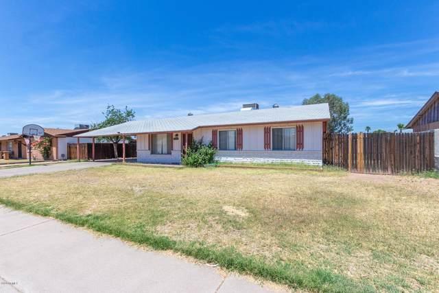 3730 W Sharon Avenue, Phoenix, AZ 85029 (MLS #6077006) :: Devor Real Estate Associates