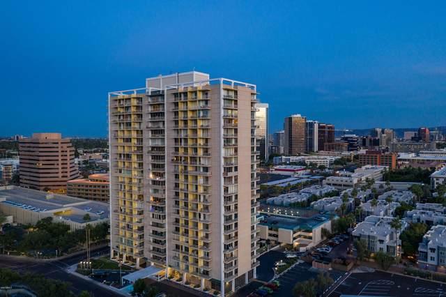 207 W Clarendon Avenue 15D, Phoenix, AZ 85013 (#6077033) :: The Josh Berkley Team