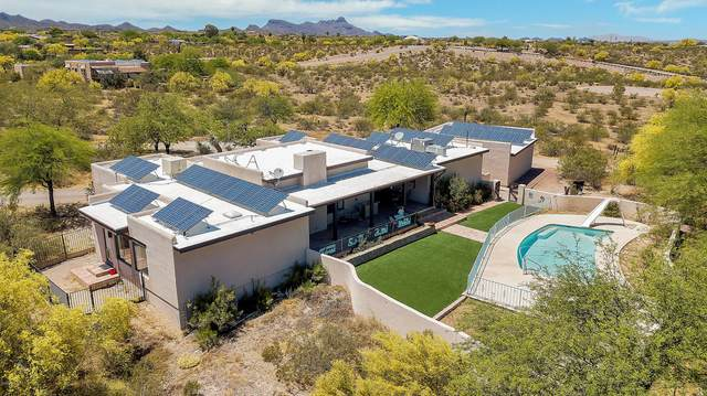 5060 N Camino De Oeste, Tucson, AZ 85745 (MLS #6077100) :: Revelation Real Estate