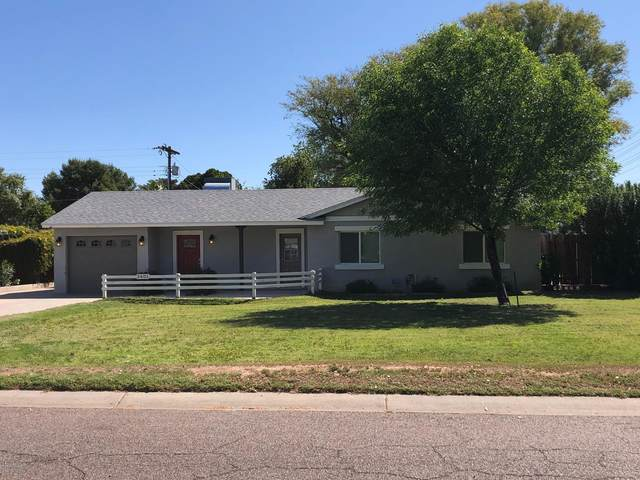 3401 N 35TH Street, Phoenix, AZ 85018 (MLS #6077140) :: The Laughton Team