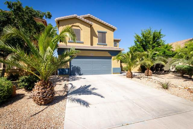 18298 N Jameson Court, Maricopa, AZ 85138 (MLS #6077160) :: The Property Partners at eXp Realty