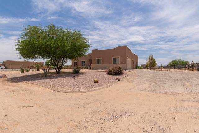 20811 W Kaibab Road, Buckeye, AZ 85326 (MLS #6077165) :: Brett Tanner Home Selling Team