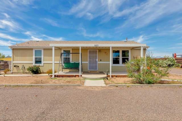 920 E 2nd Avenue, Apache Junction, AZ 85119 (MLS #6077166) :: Brett Tanner Home Selling Team