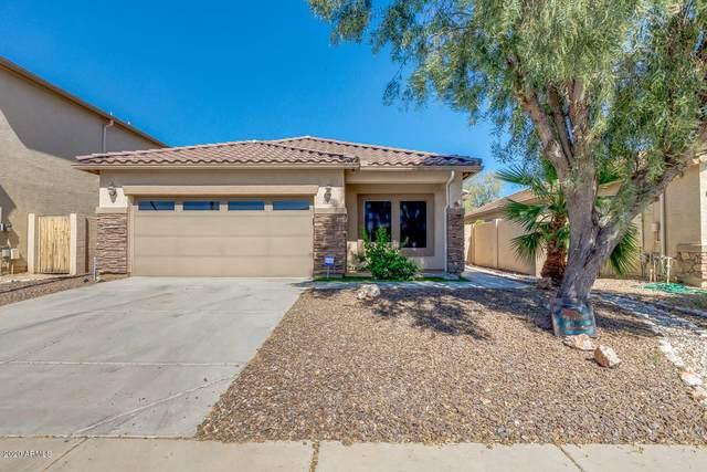 6105 S 257TH Drive, Buckeye, AZ 85326 (MLS #6077172) :: Brett Tanner Home Selling Team