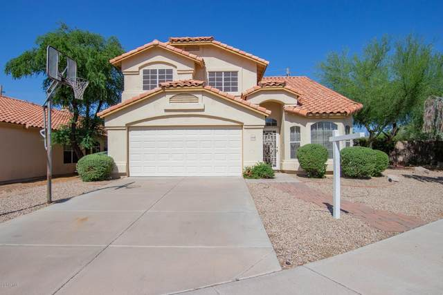 15438 S 44TH Place, Phoenix, AZ 85044 (MLS #6077204) :: NextView Home Professionals, Brokered by eXp Realty