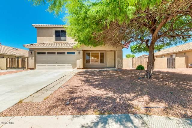 7606 W Nicolet Avenue, Glendale, AZ 85303 (MLS #6077212) :: Brett Tanner Home Selling Team