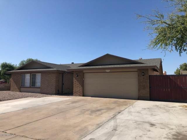 6636 W Coolidge Street, Phoenix, AZ 85033 (MLS #6077229) :: The Laughton Team