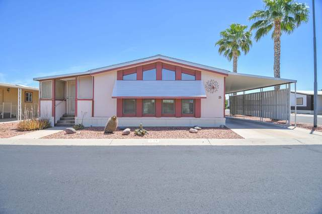 450 W Sunwest Drive #15, Casa Grande, AZ 85122 (#6077243) :: AZ Power Team | RE/MAX Results