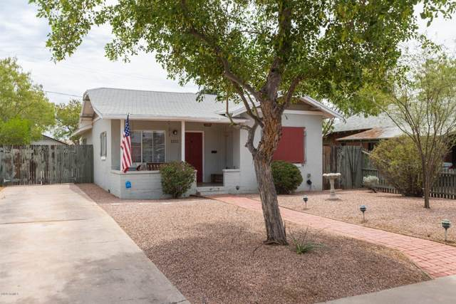 2333 N Edgemere Street, Phoenix, AZ 85006 (MLS #6077365) :: Conway Real Estate