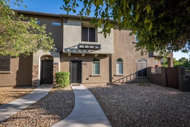 466 N 168TH Lane, Goodyear, AZ 85338 (MLS #6077372) :: Devor Real Estate Associates