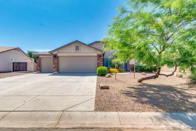 40301 N Shetland Drive, San Tan Valley, AZ 85140 (MLS #6077377) :: The Property Partners at eXp Realty