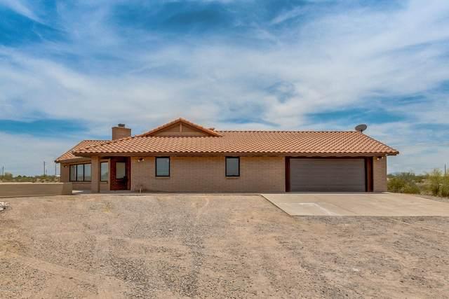 11093 E Denton Avenue, Florence, AZ 85132 (MLS #6077396) :: Conway Real Estate