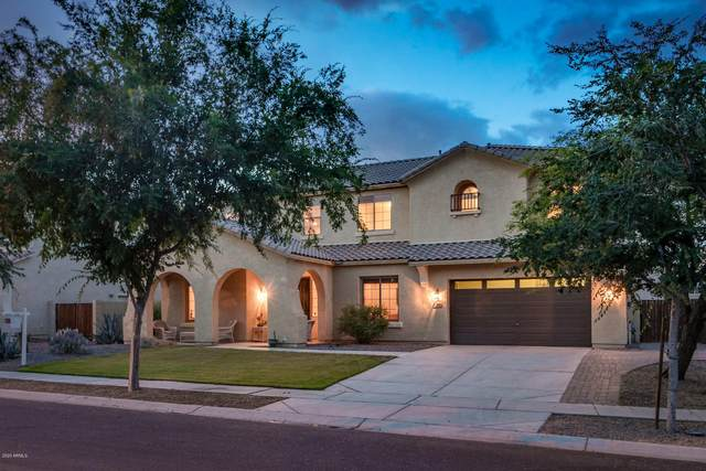 2738 E Janelle Way, Gilbert, AZ 85298 (MLS #6077426) :: Klaus Team Real Estate Solutions