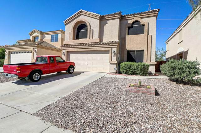 1513 S 231ST Lane, Buckeye, AZ 85326 (MLS #6077440) :: Brett Tanner Home Selling Team