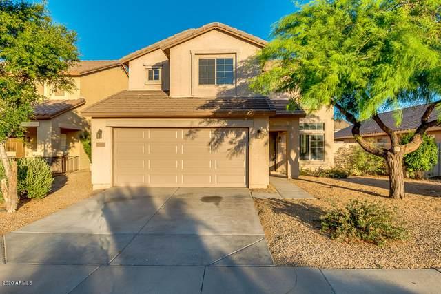21021 N Jocelyn Lane, Maricopa, AZ 85138 (MLS #6077537) :: neXGen Real Estate