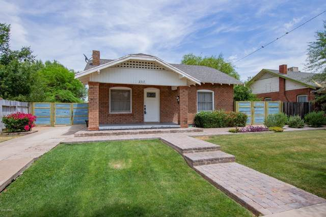 2517 N Edgemere Street, Phoenix, AZ 85006 (MLS #6077548) :: Openshaw Real Estate Group in partnership with The Jesse Herfel Real Estate Group