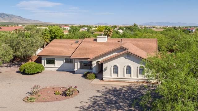 4286 S Hohokam Drive, Sierra Vista, AZ 85650 (MLS #6077580) :: The W Group