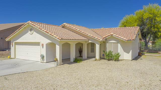 570 W Desert Canyon Road, Wickenburg, AZ 85390 (MLS #6077581) :: Revelation Real Estate