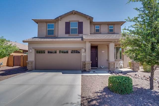 861 E Tekoa Avenue, Gilbert, AZ 85298 (MLS #6077583) :: Revelation Real Estate