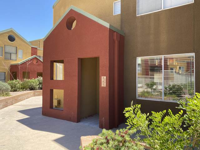 154 W 5TH Street #141, Tempe, AZ 85281 (MLS #6077603) :: Brett Tanner Home Selling Team