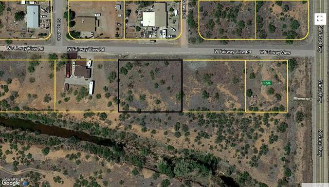 3 Fairway View, Bisbee, AZ 85603 (MLS #6077633) :: The Results Group