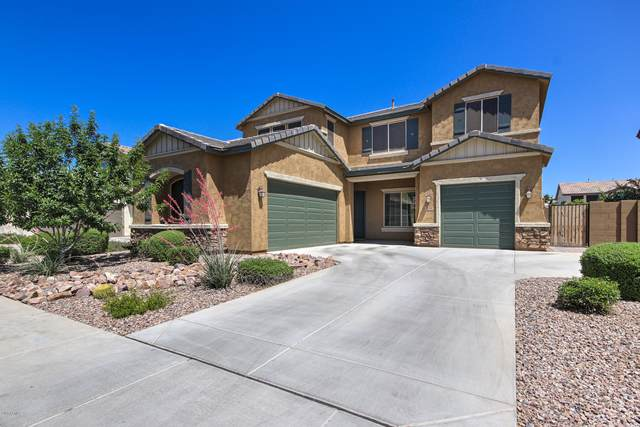 1934 E Crescent Way, Chandler, AZ 85249 (MLS #6077689) :: The W Group