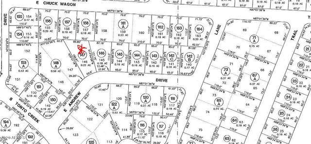 Lot 146 Tonto Creek Shores Lot 146, Payson, AZ 85541 (MLS #6077767) :: Conway Real Estate