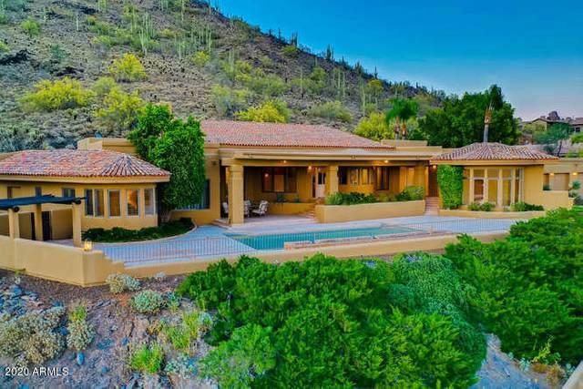 6432 E El Sendero Road, Carefree, AZ 85377 (MLS #6077772) :: Riddle Realty Group - Keller Williams Arizona Realty