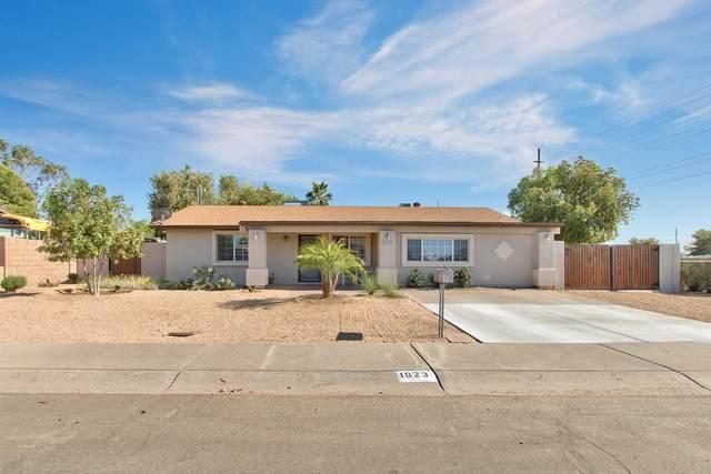 1023 W Charleston Avenue, Phoenix, AZ 85023 (MLS #6077816) :: Dave Fernandez Team | HomeSmart