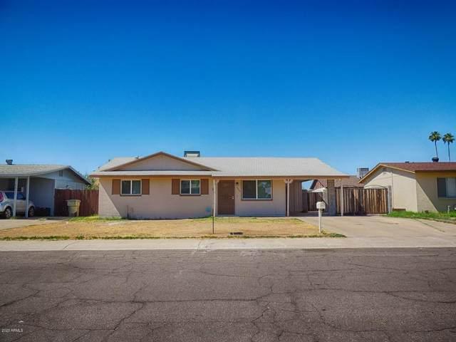 4428 W Caron Street, Glendale, AZ 85302 (MLS #6077821) :: The Daniel Montez Real Estate Group