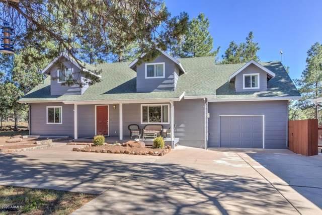 5763 W Kuvasz Court, Pine, AZ 85544 (MLS #6077831) :: Conway Real Estate