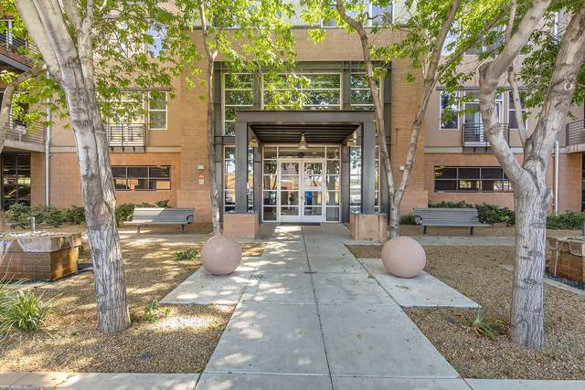 1326 N Central Avenue #408, Phoenix, AZ 85004 (MLS #6077845) :: Balboa Realty