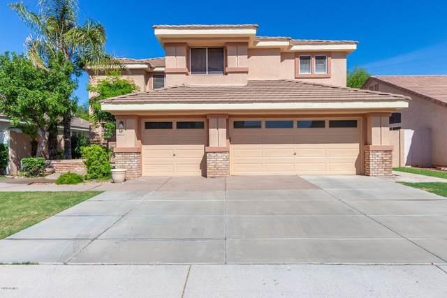 770 N Nantucket Street, Chandler, AZ 85225 (MLS #6077864) :: Lux Home Group at  Keller Williams Realty Phoenix