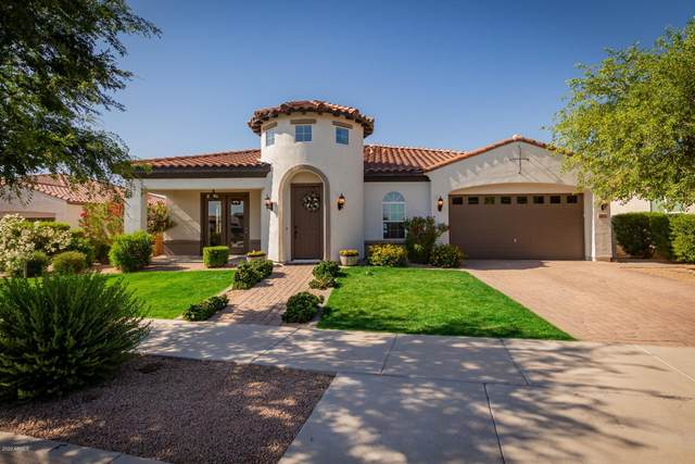 22150 E Creekside Drive, Queen Creek, AZ 85142 (MLS #6077931) :: The Bill and Cindy Flowers Team