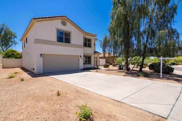 5015 E Dale Lane, Cave Creek, AZ 85331 (MLS #6077971) :: The Daniel Montez Real Estate Group